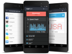 供Blackphone用的VyprVPN
