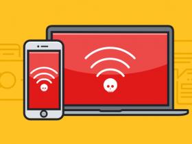 永远不要使用无保护公共Wi-Fi